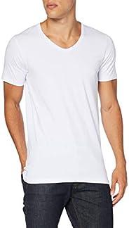 Jack and Jones Men's Basic V-Neck Short Sleeve T-S