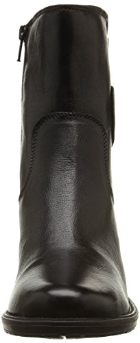 Clarks Maymie Skye, Boots femme Nero  (Noir (Black Leather))