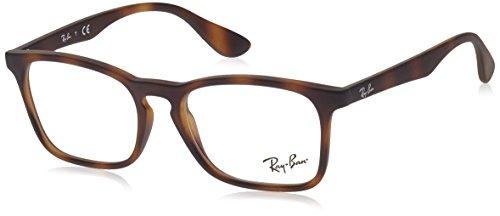 Ray-Ban Unisex-Kinder 0RY 1553 3616 48 Brillengestelle, Braun (Rubber Havana),