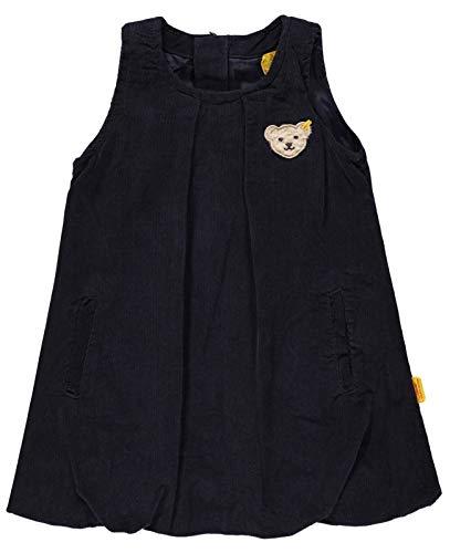 Steiff Baby-Mädchen o. Arm Kord Kleid, Blau (Marine|Blue 3032), 74 (Baby Marine Dress Blues)