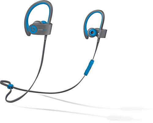 Powerbeats2 Wireless Kopfhörer, Active Collection - Flash Blue (Beats By Dre Wireless Earbuds)