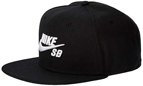 NIKE Schirmmütze SB Icon Pro Mütze, schwarz, One Size