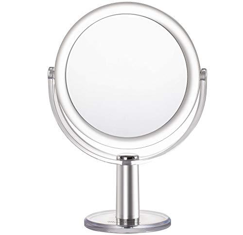 Miss Sweet - Espejo de tocador de doble cara