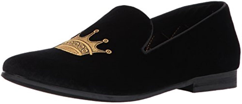 Steve Madden Crown Slip Ons Herren Schuhe