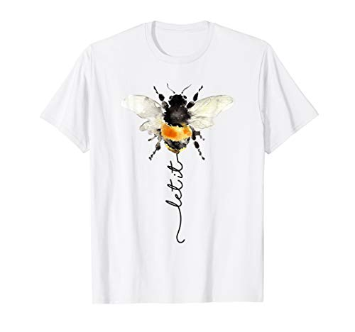 Bee Shirt For T It Lovers Let lJcFK1