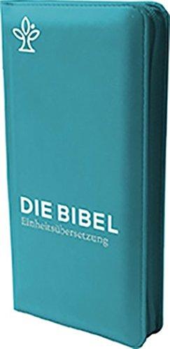 Die Bibel. Taschenausgabe verde mit Reißverschluss: Gesamtausgabe. Einheitsübersetzung