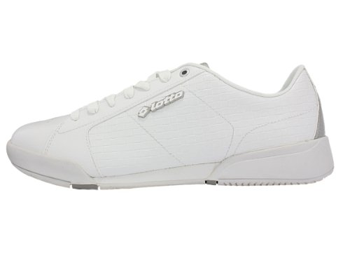 lotto - baskets homme l7309 rene'net homme lotto g23lotto010 Blanc