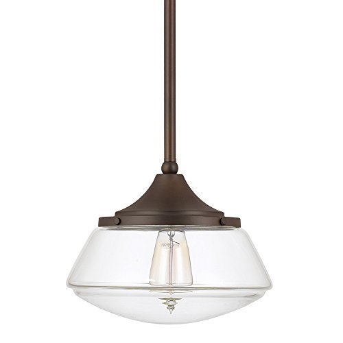 capital-lighting-3531bb-134-one-light-mini-pendant-burnished-bronze-finish-with-clear-glass-by-capit