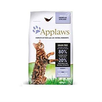Applaws Katzenstreu Katzenfutter Huhn und Ente