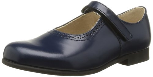 Start Rite - Scarpe modello Mary Jane Delphine, Bambina, Blu (Bleu (Navy Leather)), 30