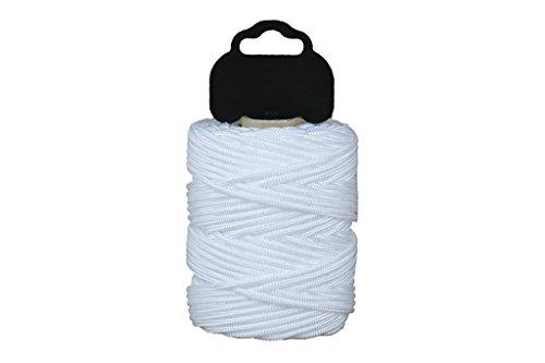 Cofan 08101003 - Hilo de albañil en polipropileno (1.5 mm x 200 m) color blanco