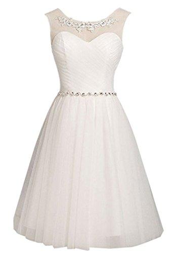 CoutureBridal -  Vestito  - Sera  - Donna Bianco
