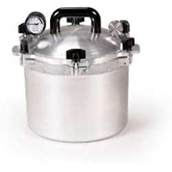 ALL-AMERICAN 910 10.5 Qt. Pressure Cooker/Canner by Wisconsin