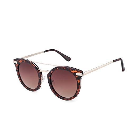 WULE-Sunglasses Unisex Modetrend im Freien polarisierte Sonnenbrille für Frauen, UV400 Objektiv Sonnenbrille (Farbe : C2)