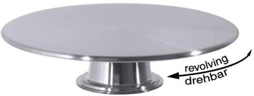 Contacto-Edelstahl-Drehbare-Tortenplatte-30-cm