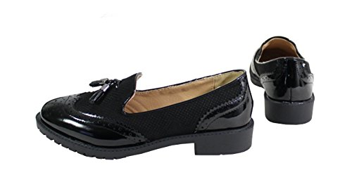 By Shoes - Scarpe stringate basse Donna Nero