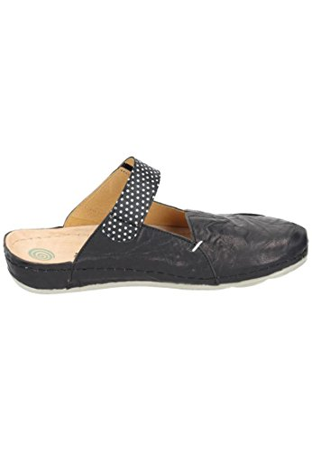 Dr. Brinkmann Ladies Clog Black