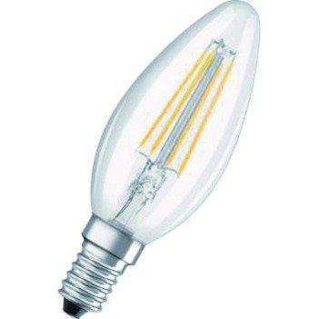 OSRAM PARATHOM LED RETROFIT CLASSIC B E14 220 240 V RETROFIT CL B40 clear filament 827 4W 470lm 2700