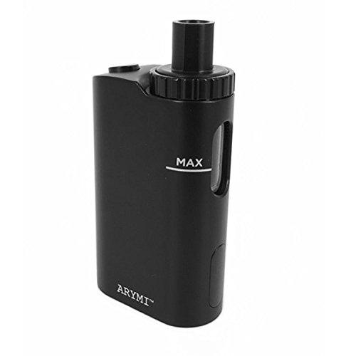 Kangertech Arymi- ARGO E Zigarette Kit BOX Mod 'All-in-one' (schwarz) (ohne Nikotin, ohne Tabak)