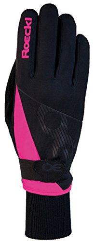 RoecklLanglauf Handschuh Evo 6.5 schwarz/pink