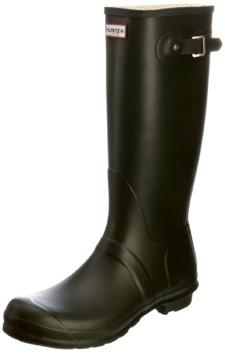 Hunter Unisex-Adult Hunter Original Tall Dark Olive Wellington Boot W23499 12 UK