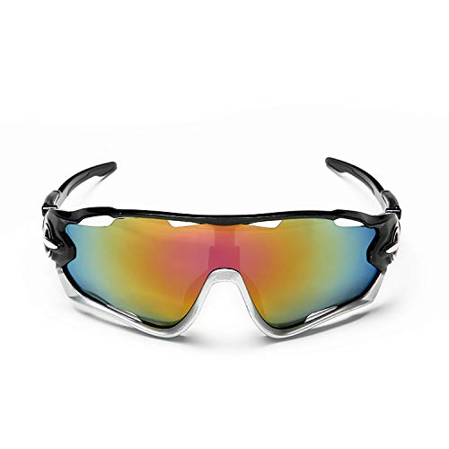 Hhpcspc Sport Mann und Frau Fahrrad Reiten im Freien Vr Brille Sport Sand Control Sonnenbrille (Color : 10)