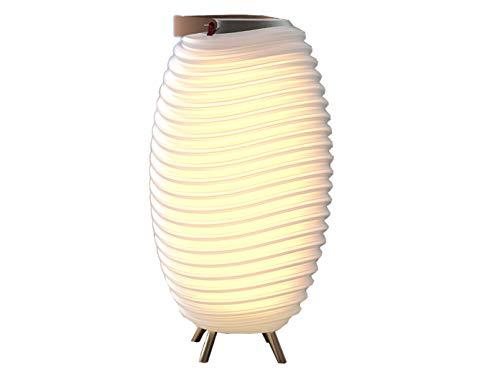 Vielseitige LED Lampe KOODUU Synergy 35S mit Bluetooth Lautsprecher & Getränkekühler - Dekoleuchten der exklusiven Art (Home-lautsprecher-drahtlos Ich)