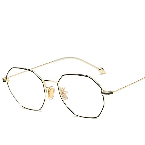 Axiba Perle Metallfuß Draht Brille Rahmen Spektakel Rahmen Frame Kunstrichtung hundert Runden Computer Kreatives Geschenk