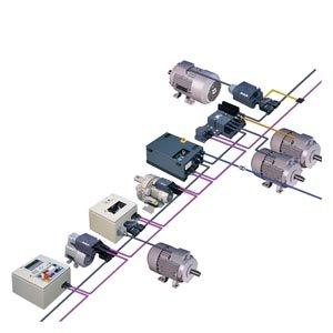 Siemens Ecofast Set Han 10E Stecker für Verbindung Motor Box bajapg13