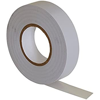Insulation Tape PVC Electrical 38mm x 20m White x 1