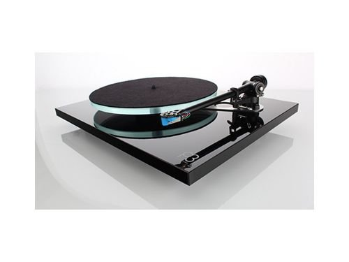 Rega Planar 3 (Modelo 2016) High End Tocadiscos sin pastilla, color negro