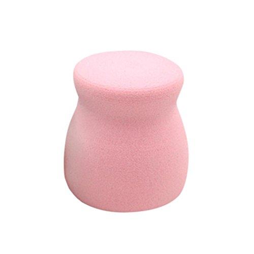 Houppettes à poudre, Sansee Fond de teint Makeup Sponge Blender Mélange Puff Powder Smooth (C)