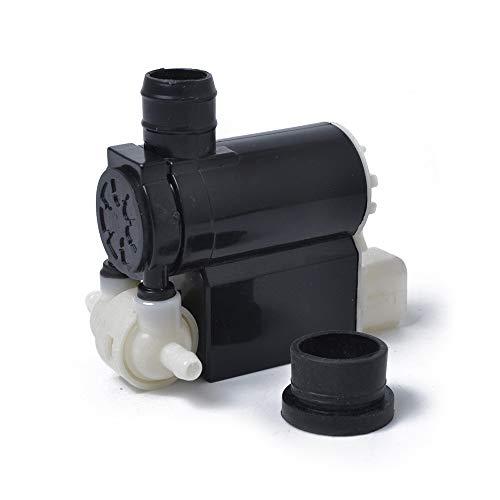 HJDQ Rondella del Parabrezza Pompa - Spray lavavetri Pompa Auto Getto d'Acqua del Motore Gruppo Pompa Pompa fluida con Anello di Tenut