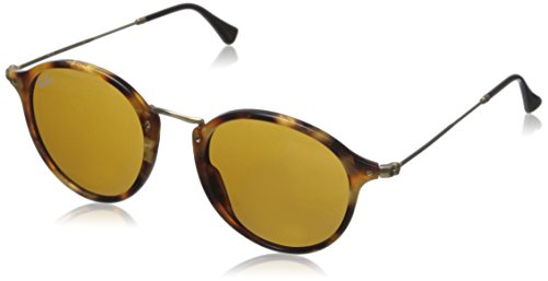 ray-ban-men-mod-2447-sunglasses-spotted-brown-havana-spotted-brown-havana-size-49