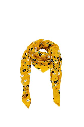 Edc by Esprit Accessoires 099ca1q008 Bufanda, Amarillo Honey Yellow 710, Talla Única talla del fabricante...