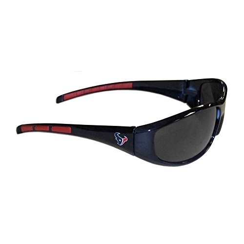 Siskiyou Gifts Co, Inc. NFL Wrap Sonnenbrille, Herren, Houston Texans