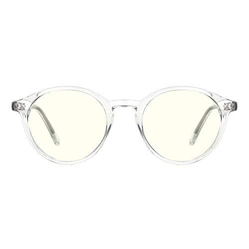 TIJN Gafas Filtro luz Azul Bloquear Dolor Cabeza Rayos