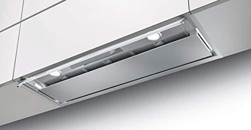 Faber In-Nova Touch - Campana extractora empotrable (acero inoxidable, 90 cm)