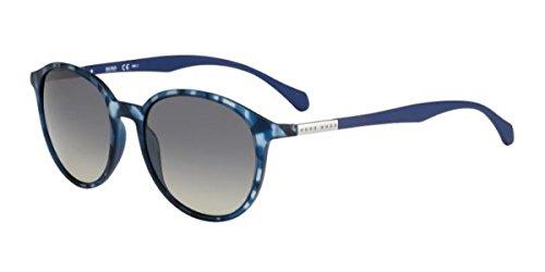 Hugo Boss Herren Sonnenbrille blau