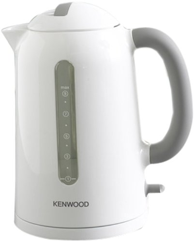 Kenwood JKP220 - Hervidor, 2200 W, color blanco