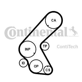 CONTITECH CT1078K1 Zahnriemensatz