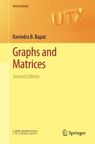 Graphs and Matrices (Universitext)