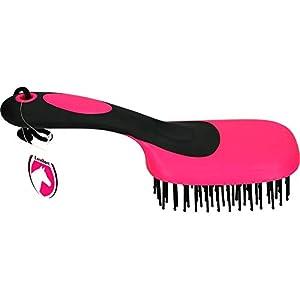 Holland Animal Care Excellent Schweif- und Mähnenbürste Farbe: rosa