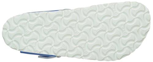 Birkenstock Gizeh - Sandali con Cinturino alla Caviglia Donna Blu (Blau (Neon Blue Lack))
