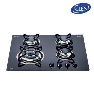 Glen Kitchen 1065 Tempered Tr Glass Hob