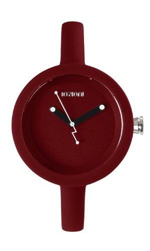 ioion-ptt-cms52-reloj-de-cuarzo-unisex-con-correa-de-silicona-color-rojo