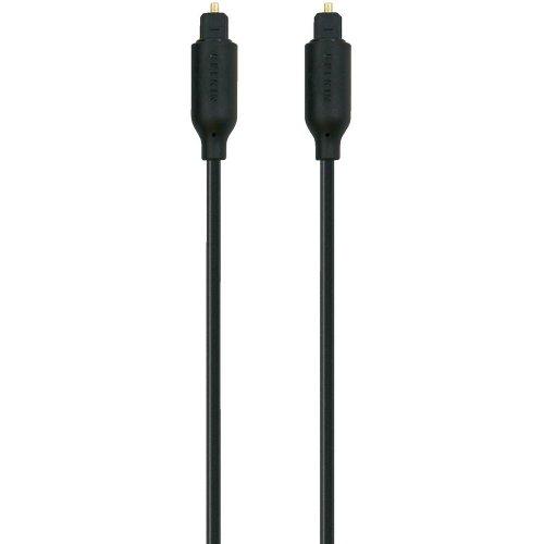 Belkin F3Y093BF2M Optisches Kabel Toslink (2,0m) schwarz