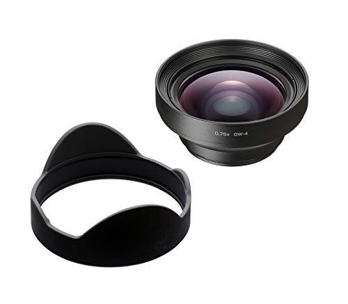 GW-4 Weitwinkelobjektiv für GR III Digitalkamera