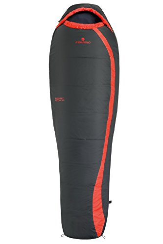 Ferrino Nightec 600 Lite Pro Sx Saccoletto Sintetico, Grigio