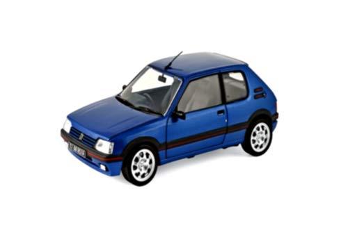 Norev Peugeot 205 GTI 1.9 Bleu Miami 1992 1/18